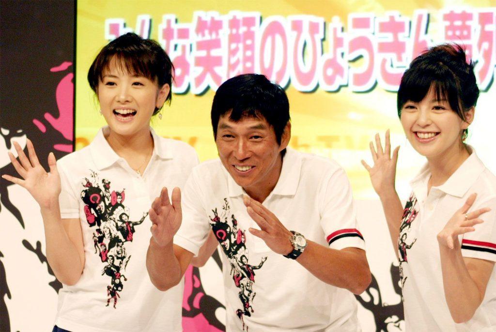 24時間テレビに出演した明石家さんま