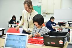 ロボットプログラミング教室「プログラボ」
