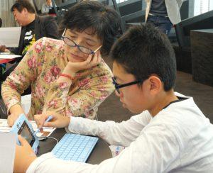 シュミカツ!×セガトイズ プログラミング教室
