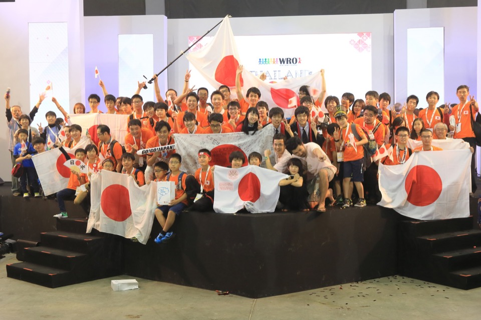 WRO2018タイ国際大会