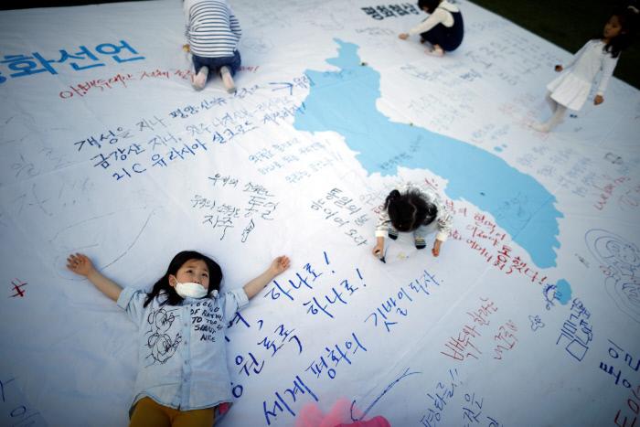 韓国と北朝鮮の平和