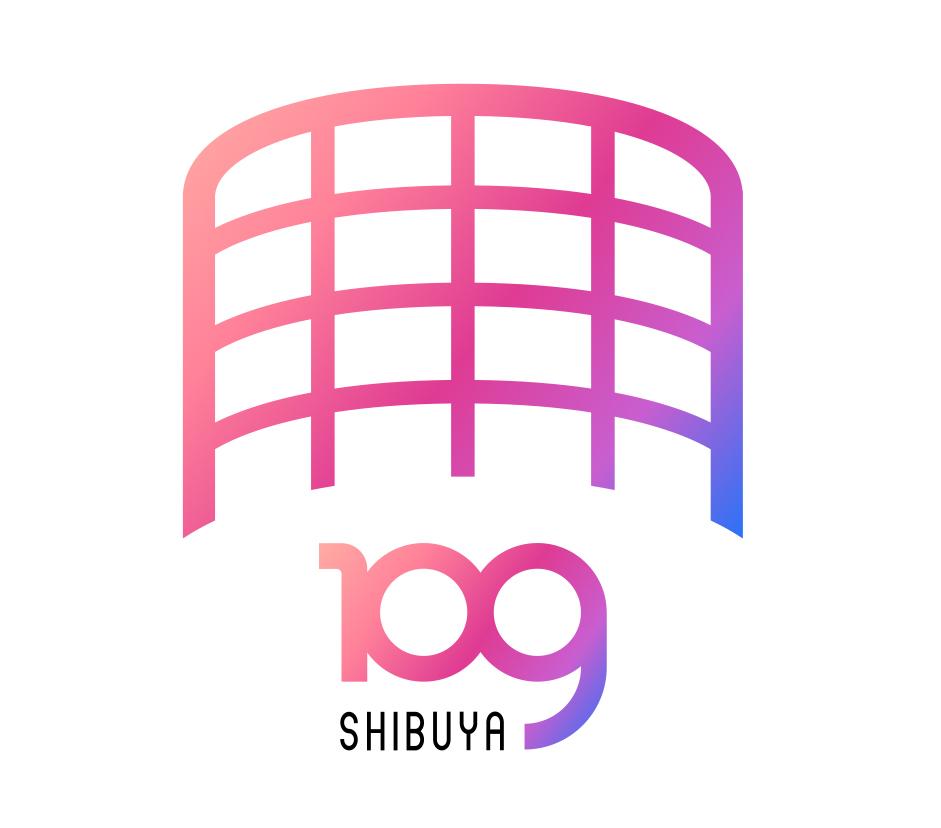 新しい渋谷109LOGO