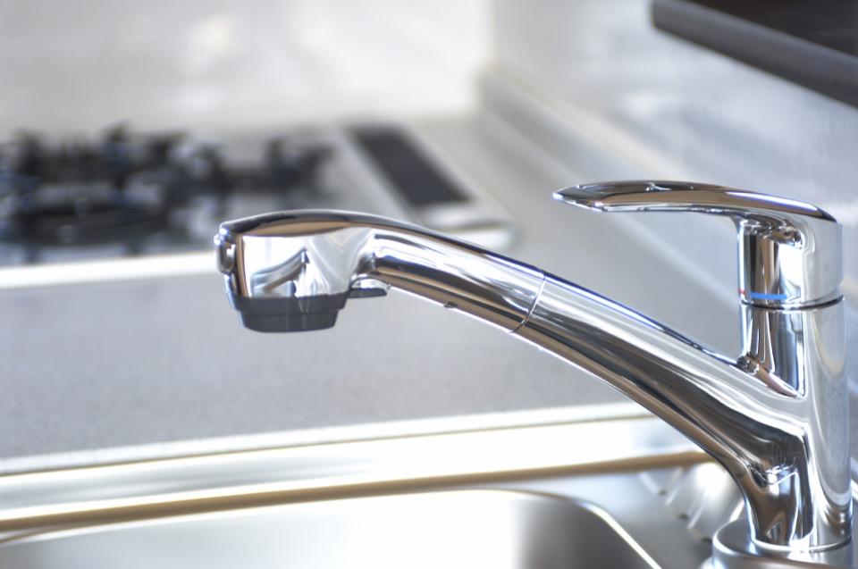 浄水器をつける蛇口
