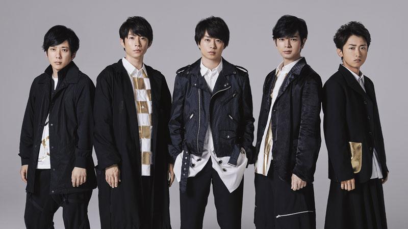 ジャニーズの人気アイドルグループ「ARASHI」